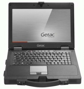 Ноутбук GETAC S400-Basic