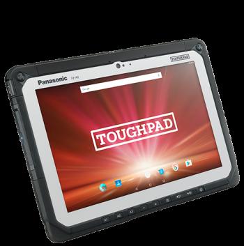 Защищенный планшетный компьютер PANASONIC FZ-A2 Android