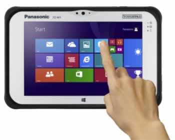 Защищенный планшет Panasonic FZ-M1, mk1