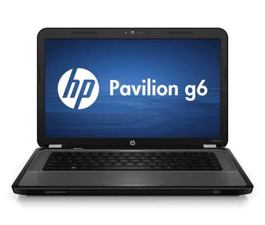 Ноутбук HP g6-1250er