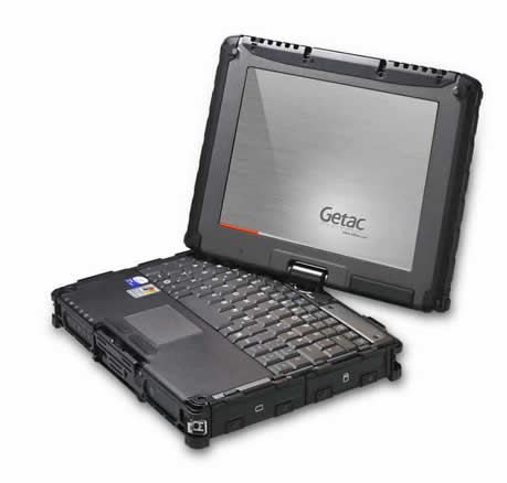 Ноутбук GETAC V110-Basic